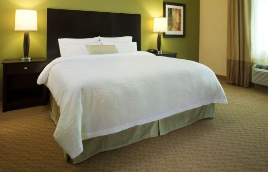 Zimmer Hampton Inn - Suites Greensboro-Coliseum Area NC