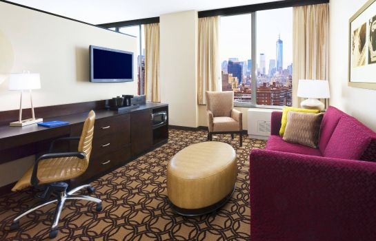 Suite Fairfield Inn & Suites New York Midtown Manhattan/Penn Station