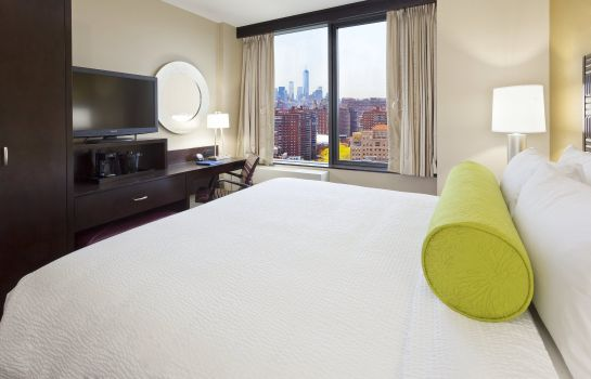 Room Fairfield Inn & Suites New York Midtown Manhattan/Penn Station