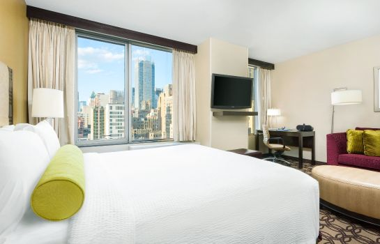 Zimmer Fairfield Inn & Suites New York Midtown Manhattan/Penn Station