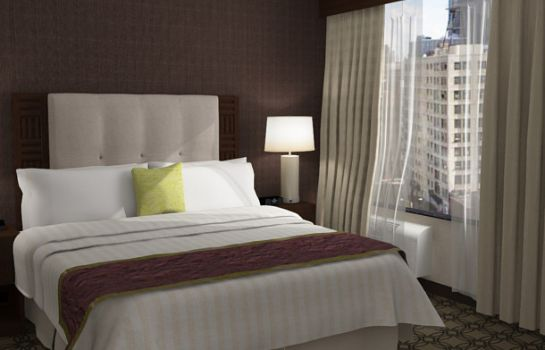 Pokój Fairfield Inn & Suites New York Midtown Manhattan/Penn Station