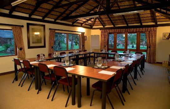 Sala konferencyjna Ditholo Game Lodge