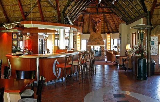 Bar hotelowy Ditholo Game Lodge