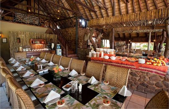 Restauracja Ditholo Game Lodge