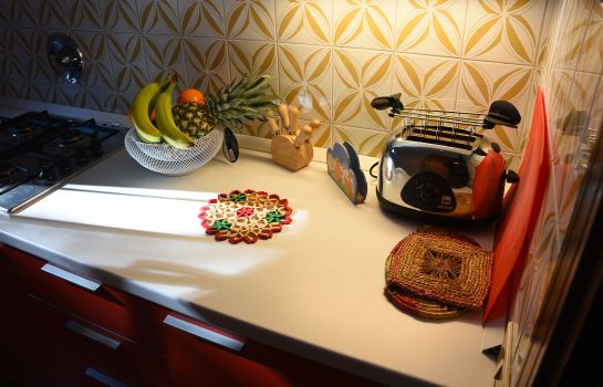 Kitchen in room Jolly Apartments