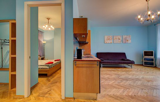Doppelzimmer Standard STN Apartments Moscow Railway