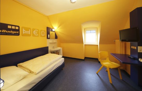 Einzelzimmer Standard Bed'nBudget City-Hostel
