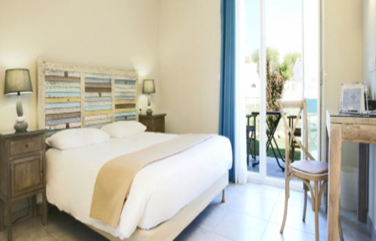 Chambre double (standard) Kyriad PERPIGNAN SUD