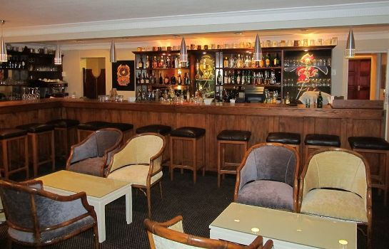 Bar hotelowy Mont Aux Sources Hotel