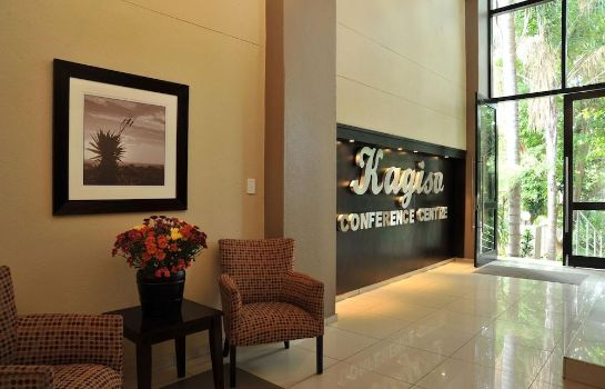 Vista all'interno Safari Lodge Hotel & Convention Centre