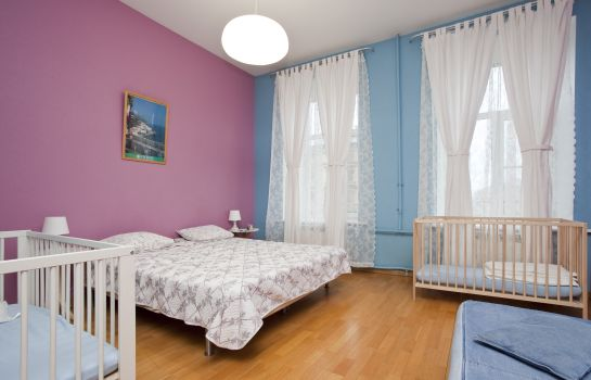 Four-bed room Pio on Griboedov Channel