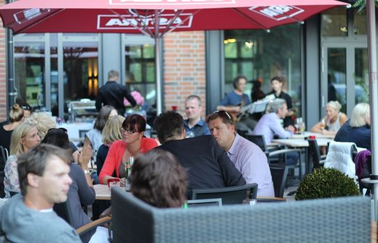 Terrasse Altes Stahlwerk Business & Lifestyle