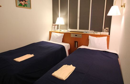 Chambre individuelle (standard) Hotel New Gaea Tenjin Minami