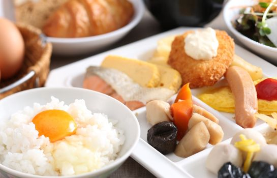 Breakfast buffet Kobe Sannomiya Union Hotel