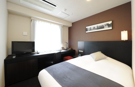 Single room (standard) Fino Osaka Shinsaibashi Hotel Best Western