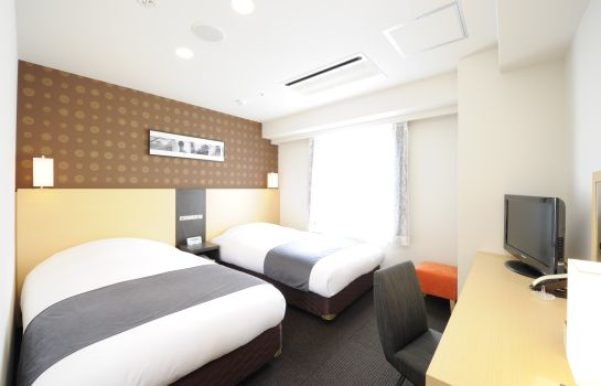 Double room (superior) Fino Osaka Shinsaibashi Hotel Best Western