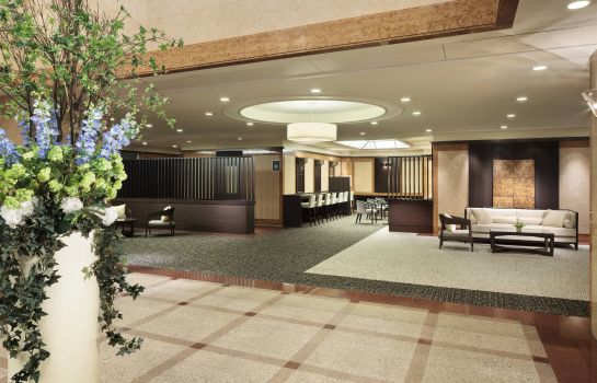 Hotelhalle Four Points by Sheraton Hakodate