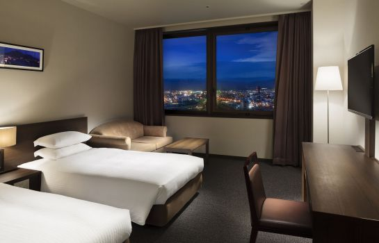 Zimmer Four Points by Sheraton Hakodate