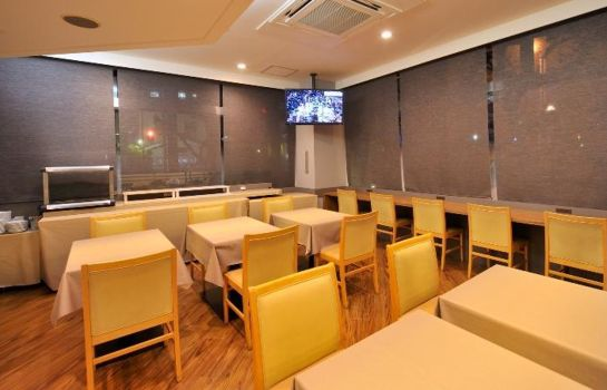 Restaurant Dormy Inn Express Soka City