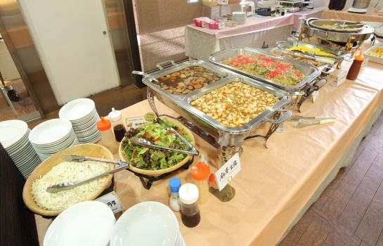 Breakfast buffet Wing International Nagoya