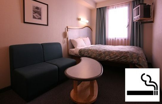 Single room (standard) Family Inn Fifty's Osaka