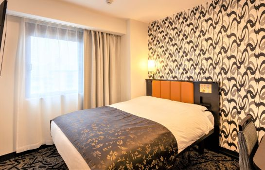 Single room (standard) APA Hotel Saga Ekimae Chuo