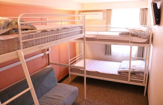 Chambre individuelle (standard) Family Resort Fifty's For Maihama