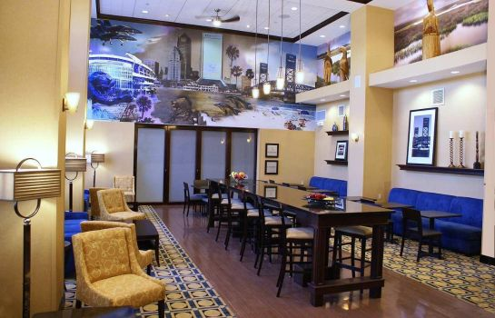 Lobby Hampton Inn - Suites Jacksonville South - Bartram Park