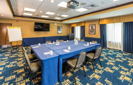 Conference room Hampton Inn - Suites Jacksonville South - Bartram Park