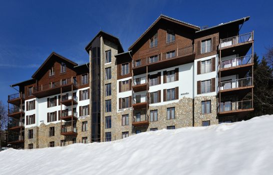 Vista exterior Sun&Snow Resort Apartamenty
