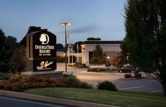 Exterior view DoubleTree Resort by Hilton Lancaster