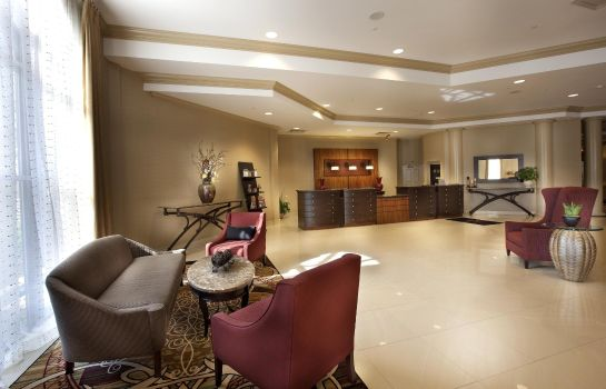Lobby DoubleTree Resort by Hilton Lancaster