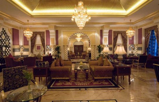 Hotel bar Waldorf Astoria Jeddah - Qasr Al Sharq