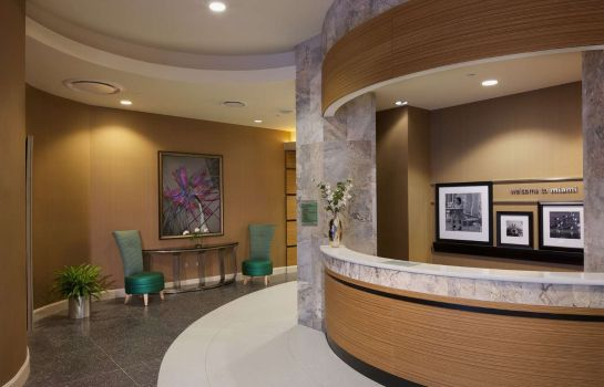 Hotelhalle Hampton Inn - Suites Miami-Brickell-Downtown FL