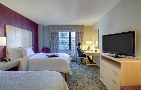 Suite Hampton Inn - Suites Miami-Brickell-Downtown FL