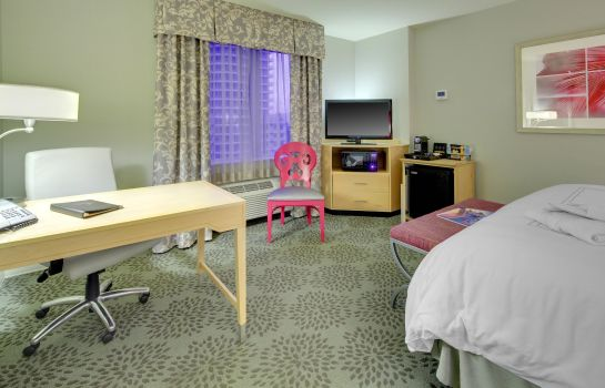 Zimmer Hampton Inn - Suites Miami-Brickell-Downtown FL