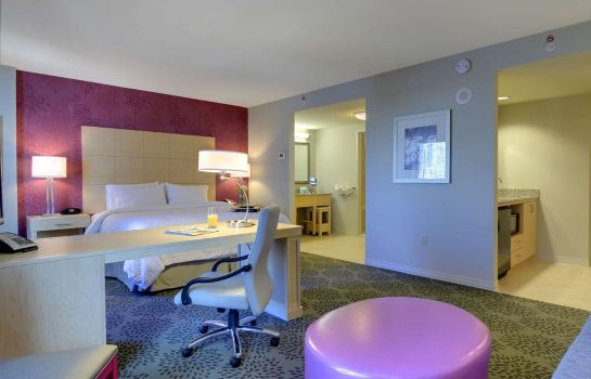 Room Hampton Inn - Suites Miami-Brickell-Downtown FL