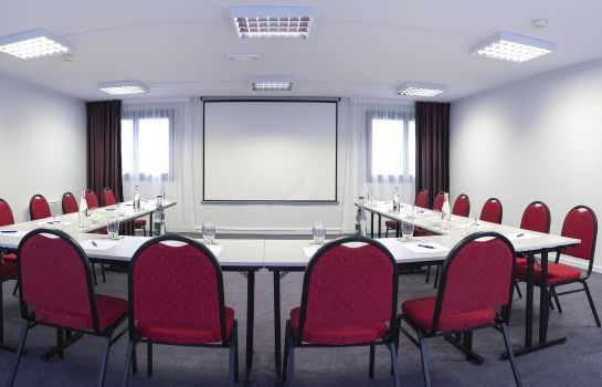 Conference room Best Western Plus Lyon - Chassieu