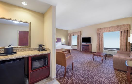 Hotelbar Hampton Inn & Suites Oklahoma City - South