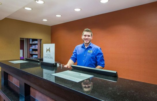 Hotelhal Hampton Inn & Suites Oklahoma City - South