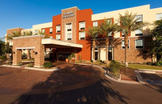 Außenansicht Hampton Inn - Suites Phoenix Chandler-Fashion Center AZ