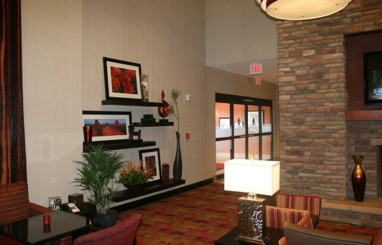 Lobby Hampton Inn - Suites Phoenix Chandler-Fashion Center AZ
