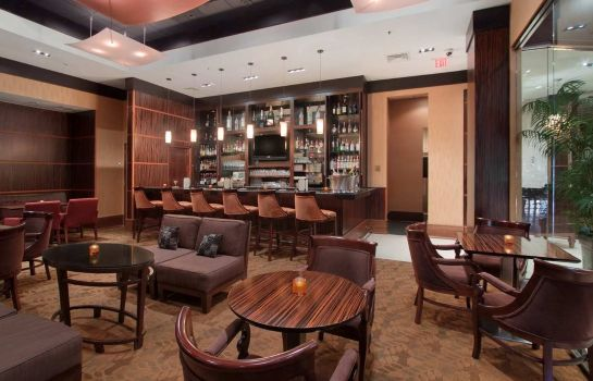 Hotel bar Hilton Philadelphia City Avenue