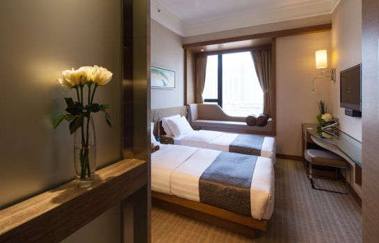 Double room (superior) Rosedale Hotel Kowloon