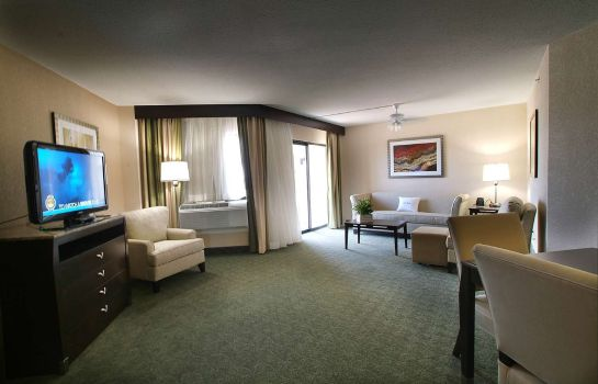 Zimmer DoubleTree by Hilton San Antonio Downtown