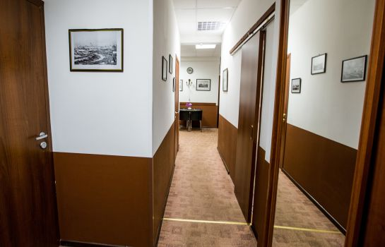 Hotelhalle Mini-Hotel Old Moscow