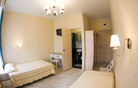 Doppelzimmer Komfort Mini-Hotel Old Moscow