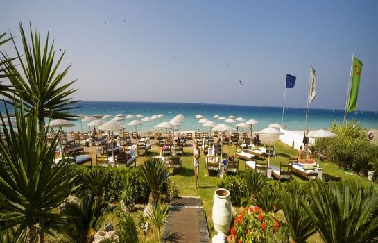 Plaża Dodeca Sea Resort - All Inclusive