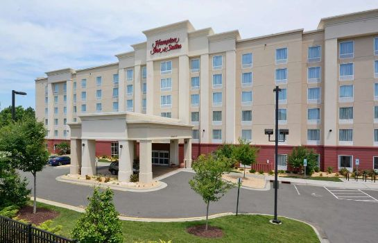 Außenansicht Hampton Inn - Suites Durham-North I-85 NC