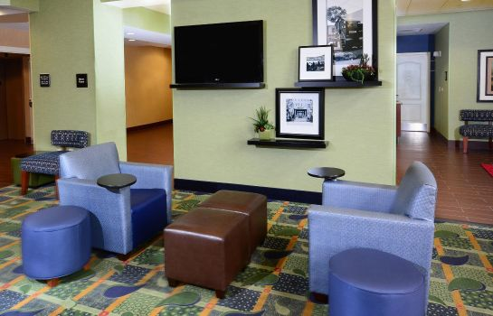 Info Hampton Inn - Suites Durham-North I-85 NC
